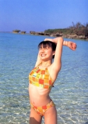 Masami Nagasawa bikini picture in swimsuit gravure bikini picture of the No 1 beautiful girl among U15 idols 2002017
