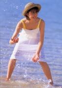 Masami Nagasawa bikini picture in swimsuit gravure bikini picture of the No 1 beautiful girl among U15 idols 2002021