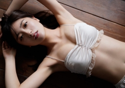 Kudo Mio Kudo Mio neat slender swimsuit gravure majors Kira Meijer Kira Mei Pink004