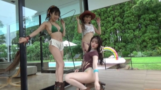 Cyberjapin Dancers Swimwear Gravure Bikinis Picture The Strongest Bikini Gal Capture Part 1 2020037