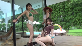 Cyberjapin Dancers Swimwear Gravure Bikinis Picture The Strongest Bikini Gal Capture Part 1 2020040