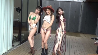 Cyberjapin Dancers Swimwear Gravure Bikinis Picture The Strongest Bikini Gal Capture Part 1 2020044