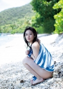 Kazusa Okuyama gravure swimsuit picture from heroine to full-fledged actress, the beautiful body in Australia part 2014