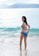 Kazusa Okuyama gravure swimsuit picture from heroine to full-fledged actress, the beautiful body in Australia part 2027
