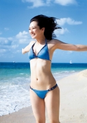 Kazusa Okuyama gravure swimsuit picture from heroine to full-fledged actress, the beautiful body in Australia part 2037