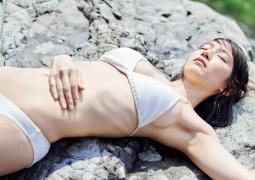 Riho Yoshioka Riho swimsuit bikini picture unseen cut from Riho white swimsuit white bikini 2020010