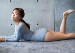 Up-andcoming actress Yume Shinjo appearing as Kira May Green in a swimsuit bikini picture on Majin Sentai Kira Meija 2020011