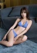 Up-andcoming actress Yume Shinjo appearing as Kira May Green in a swimsuit bikini picture on Majin Sentai Kira Meija 2020013