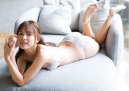 Up-andcoming actress Yume Shinjo appearing as Kira May Green in a swimsuit bikini picture on Majin Sentai Kira Meija 2020021