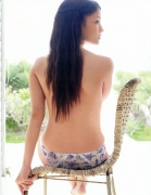Meisa Kuroki showing her bare body for the first time in her swimsuit underwear 2009004