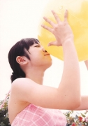 Asami Konno bikini picture from a girl to a woman in a swimsuit Morning Musume 2006003