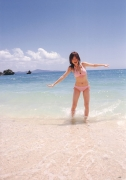 Asami Konno bikini picture from a girl to a woman in a swimsuit Morning Musume 2006013