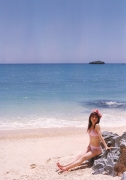 Asami Konno bikini picture from a girl to a woman in a swimsuit Morning Musume 2006015