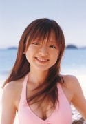 Asami Konno bikini picture from a girl to a woman in a swimsuit Morning Musume 2006016