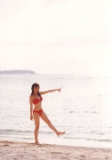 Asami Konno bikini picture from a girl to a woman in a swimsuit Morning Musume 2006017