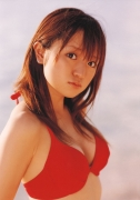 Asami Konno bikini picture from a girl to a woman in a swimsuit Morning Musume 2006018
