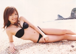 Asami Konno bikini picture from a girl to a woman in a swimsuit Morning Musume 2006023