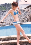 Asami Konno bikini picture from a girl to a woman in a swimsuit Morning Musume 2006029