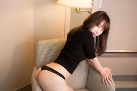 Iori Moe swimsuit gravure black bikini black bikini H cup Japans top cosplayer004