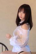 Iori Moe swimsuit gravure black bikini black bikini H cup Japans top cosplayer012