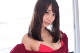 Iori Moe swimsuit red bikini red bikini002