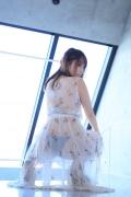 Iori Moe Swimwear Gravure Bikini Image Flowery Bikini005