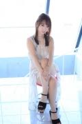 Iori Moe Swimwear Gravure Bikini Image Flowery Bikini006