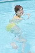 Ayako Iguchi Ayako Mozzarella body shocking swimsuit for college girls017