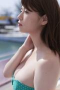 Ayako Iguchi Ayako Mozzarella body shocking swimsuit for college girls018