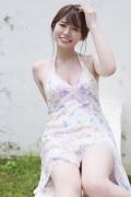 Ayako Iguchi Ayako Mozzarella body shocking swimsuit for college girls027
