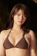 Ayako Iguchi Ayako Mozzarella body shocking swimsuit for college girls033