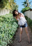 Ayako Iguchi Ayako Mozzarella body shocking swimsuit for college girls058