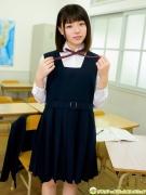 Hatsuki Tsubasa Swimsuit GravureSchool Uniform Girl and Bikini006