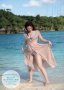 Kazusa Okuyama swimsuit bikini picturefinished with the most voluptuous body ever002