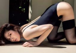 Kazusa Okuyama swimsuit bikini picturefinished with the most voluptuous body ever008