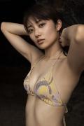 Kazusa Okuyama swimsuit bikini picture Sentai heroine real 2019002