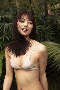 Kazusa Okuyama swimsuit bikini picture Sentai heroine real 2019016