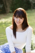 Rina Asakawa gravure swimsuit picture SUPERGiRLS teenagers last memory departure035