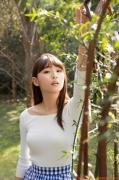 Rina Asakawa gravure swimsuit picture SUPERGiRLS teenagers last memory departure037