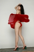 Rina Asakawa gravure swimsuit picture SUPERGiRLS teenagers last memory departure116
