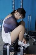 Rina Asakawa gravure swimsuit picture SUPERGiRLS teenagers last memory departure167