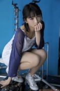 Rina Asakawa gravure swimsuit picture SUPERGiRLS teenagers last memory departure169