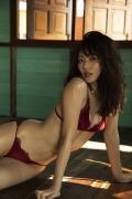 Kazusa Okuyama swimsuit bikini top beauty body020