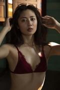 Kazusa Okuyama swimsuit bikini top beauty body021