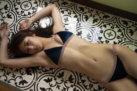 Kazusa Okuyama swimsuit bikini top beauty body030