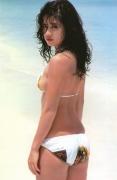 Jun Fubuki Swimwear Bikini Gravure2013