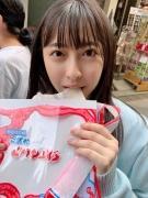 Takeuchi Tsukion Swimwear Bikini Gravure 17 years old now is the time to shine008