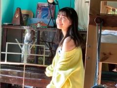 Takeuchi Tsukion Swimwear Bikini Gravure 17 years old now is the time to shine010