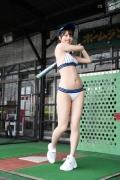 Kurusu Ran Batting Center in swimsuit Batting Center in bikini 2020002