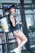 Kurusu Ran Batting Center in swimsuit Batting Center in bikini 2020005
